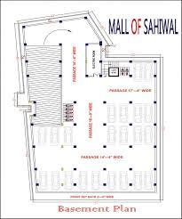 floor plan mall floor plan rates mall of sahiwal