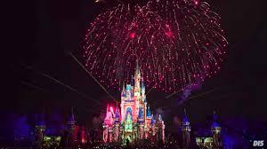 smiths point light show happily ever after fireworks magic kingdom walt disney world