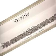 fine silver plated bracelet images Victoria townsend jewelry up to 70 off at tradesy jpg