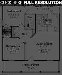 floor plans under 100 sq ft