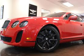 continental range 2003 2010 bentley used 2010 bentley continental supersports stock p64405 ultra