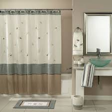 Bathrooms With Shower Curtains White Fabric Shower Curtains Blue Corner Bathroom Soft Magenta