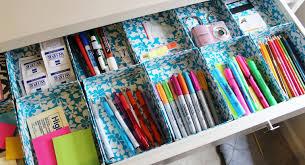 Desk Organization Ideas Diy Diy Desk Organization Ideas