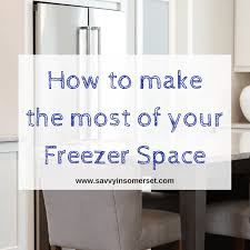 Make The Most Of A Small Bathroom Freezer Bulging With Food Here U0027s How To Make The Most Of Your