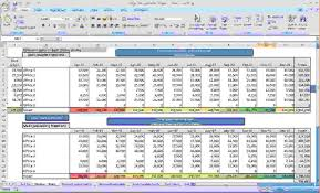 Budget Calculator Excel Spreadsheet Monthly Business Expense Worksheet Template Monthly Expense