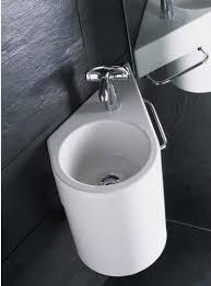 Porcelanosa Bathroom Sinks Cool Bathroom Sinks For Tiny Powder Rooms Millennial Living