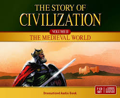 the story of civilization vol 2 the medieval world