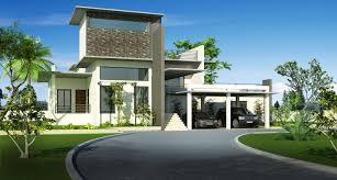 newly modernized stylish designs like kerala house designs kerala