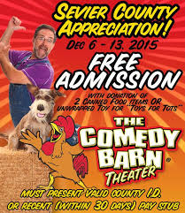 The Comedy Barn Theater Sevier County Days At The Comedy Barn Hometown Sevier