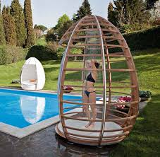 Outdoor Pool Shower Ideas - pool shower idea cool furniture ideas pinterest pool shower