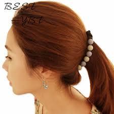 banana clip hair original new vertical clip ponytail clip hair accessories hairpin