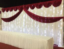 wedding backdrop led tablecloths chair covers table cloths linens runners tablecloth