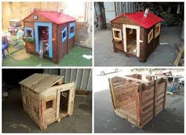Kids Wood Crafts - 195 best wooden playhouse images on pinterest pallet playhouse