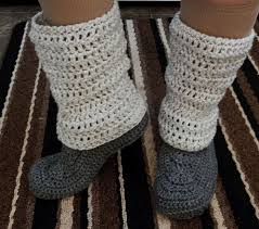 ugg crochet slippers sale best 25 crochet slipper boots ideas on slipper boots