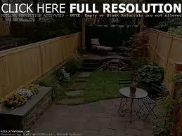 small backyard design narrow ideas photo with captivating