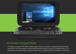 Matelic Image Best Pc Setup For Gaming by Gpd Win Handheld Pc Game Console Metal Front Cover 375 Online