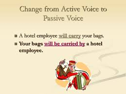 Change Active Voice To Passive Voice Worksheets Ppt Paraphrasing Techniques Powerpoint Presentation Id 359982