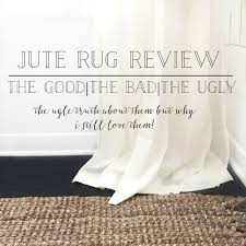 plum prettyjute rug review the ugly truth about jute rugs but why