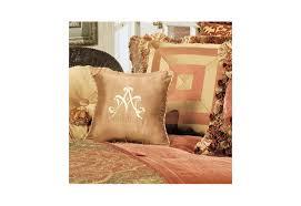 Aico Bed Michael Amini Woodside Park Comforter Bedding Set By Aico