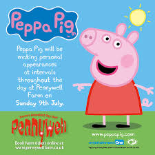 Peppa Pig 2017 Book Pennywell Farm Welcomes Peppa Pig Pennywell Farm News