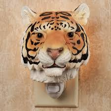 Cajun Home Decor by Royal Bengal Tiger Nightlight