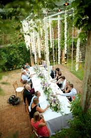 Small Backyard Reception Ideas Interior Backyard Weddings Sbirtexas Com