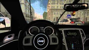 cars jeep grand cherokee city car driving jeep grand cherokee srt8 youtube
