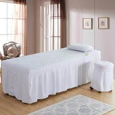 Bed Frame Skirt Table Skirt Sheet With In