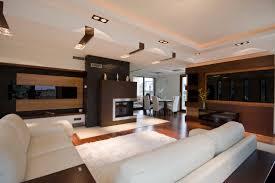 2 light floor l interior contemporary interior living room design idea feature