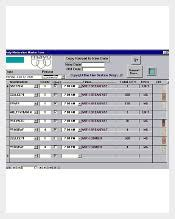 541 inventory templates u2013 free sample example format download