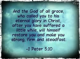 Scripture Memes - 1 peter 5 10 scripture meme