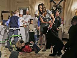 sunny obama knocks child over business insider