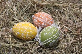 painted easter eggs free photo easter eggs egg painted easter free image on