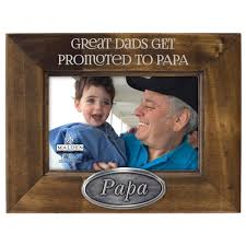 great dads get promoted to great dads get promoted to papa picture frame best dads promoted