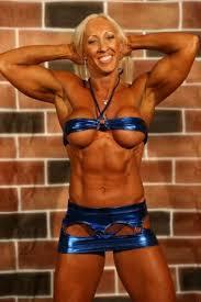 Female Bodybuilder Meme - a female body builder that looks like nicholas cage nsfwish