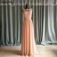 Peach Color Online Buy Wholesale Peach Color Bridesmaid Dress From China Peach