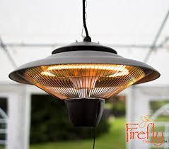 Garden Patio Heater Firefly 1 5kw Ceiling Hanging Electric Halogen Garden Outdoor
