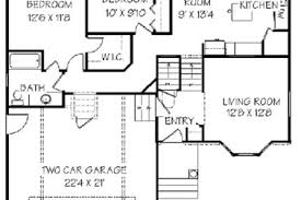split level house plan enchanting split level house plan ideas best inspiration home
