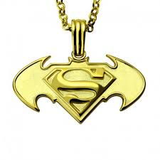 man name necklace images Batman superman with engraved name necklace personalizedperfectly jpg