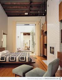 Bedroom Fireplace Ideas by 20 Modern Bedroom With Fireplace Designs Home Design Lover
