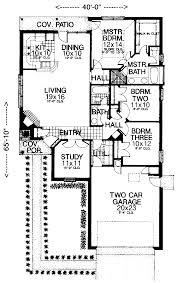 southern living zero lot line house plans