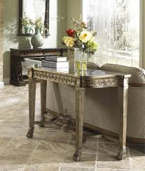 Marble Top Sofa Table by Grecian Style Marble Topped Sofa Table By Fine Furniture Design
