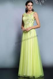 prom dresses online apple green inflorescence beading prom dress