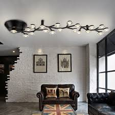 Creative Light Fixtures Personalized Creative Design Office Led Ceiling Light Modern