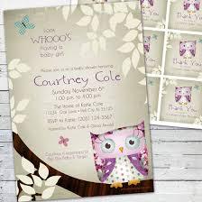 design customized baby shower invitations