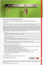 Commercial Banker Resume Hsbc Teller Jobs Resume Cv Cover Letter