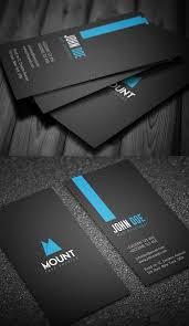 Pinterest Business Card Ideas Best 10 Vertical Business Cards Ideas On Pinterest Business