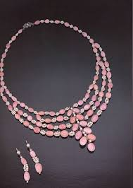 real pink pearl necklace images 44 tiffany pink pearl necklace pink pearl necklaces jpg