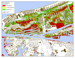 New Orleans Flood Zone Map by Virginia Beach Flood Zone Map Virginia Map