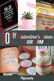 s day for him valentines day ideas for him creative gift and holidays